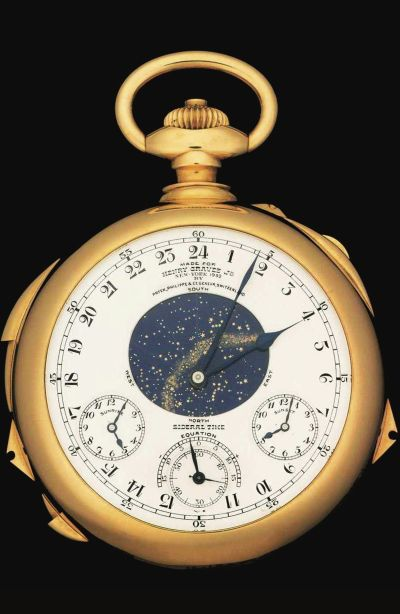The Henry Graves Watch.