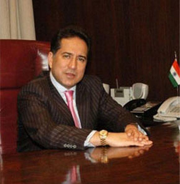 Samir Thapar.