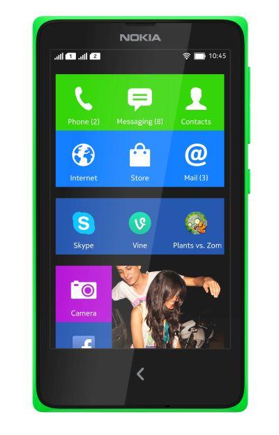 Nokia X Andr