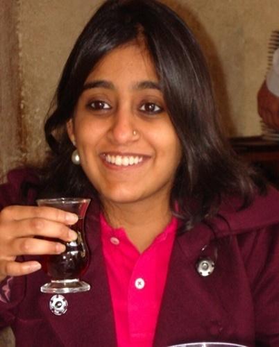 Ashni Biyani.
