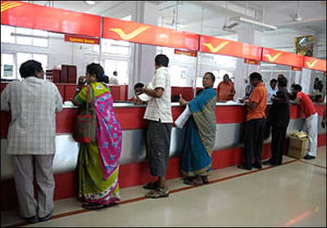 The postal dept in India employees around 4.74 lakh staff