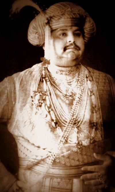 Srikantadatta Wodeyar.
