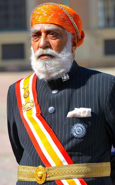 Maharana of Udaipur Arvind Singh Mewar.