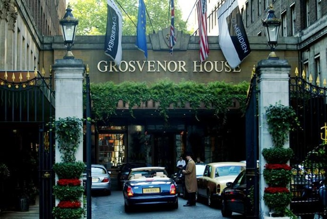 London's Grosvenor House