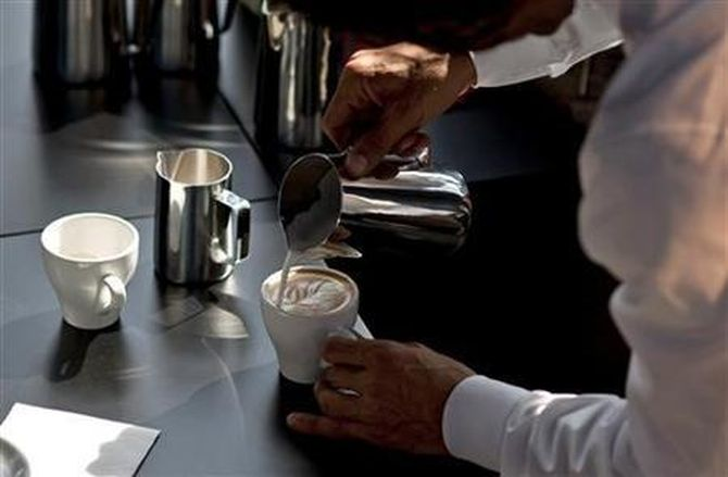 Tata Global's packaged coffee is doing good  business in overseas markets