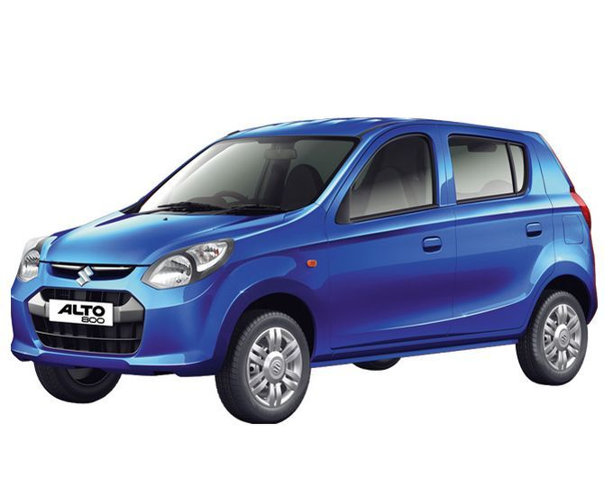 Maruti Alto Is The Worlds Best Selling Small Car Rediffcom Business