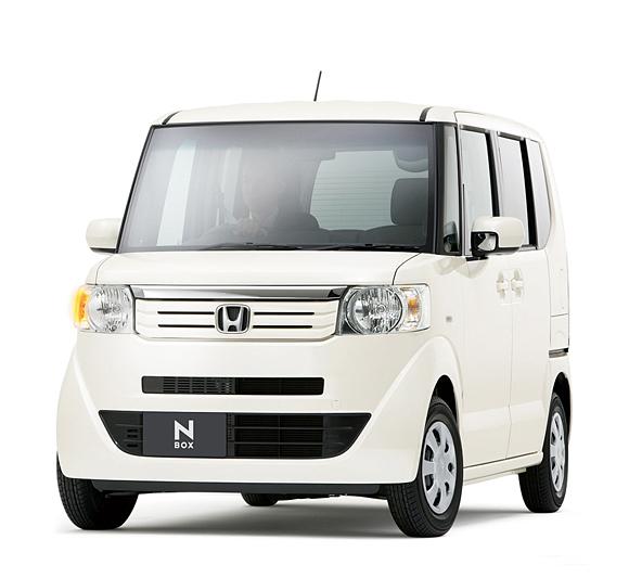 Honda N-Box.