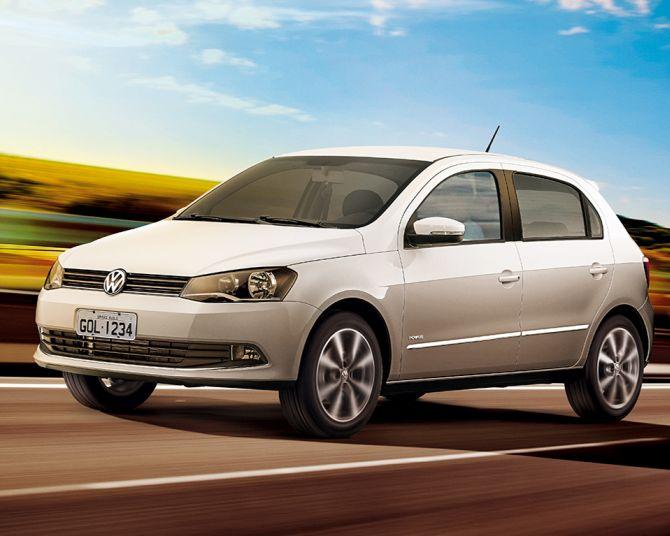 Volkswagen Gol.