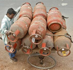 A govt panel will study consumer issues related to LPG subsidy
