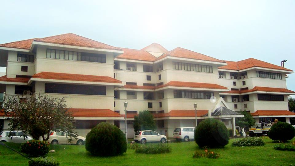 Pamba and Periyar buildings at Technopark
