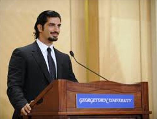 Ayman Hariri.