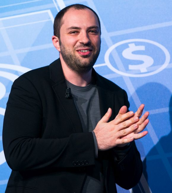 Whatsapp CEO Jan Koum.