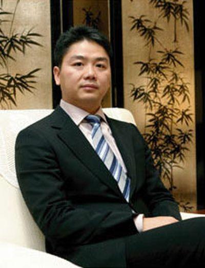Liu Qiangdong.