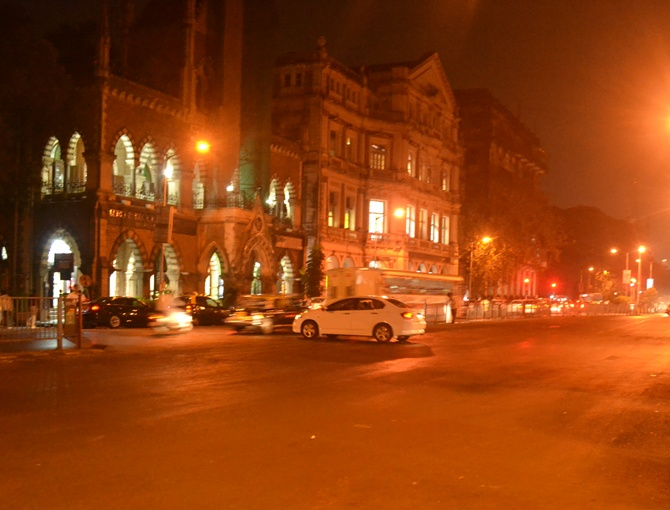 Mumbai's heritage assets.
