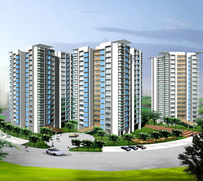A project by Runwal Group