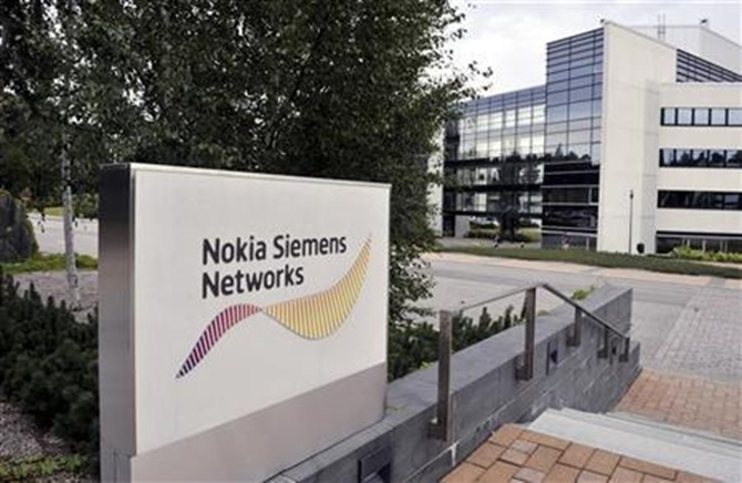 Nokia names Rajeev Suri as new CEO