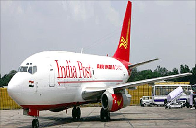Freighter service by India Post