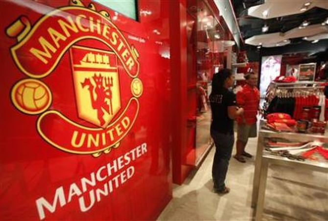 Manchester United is also entering India to organise training camps