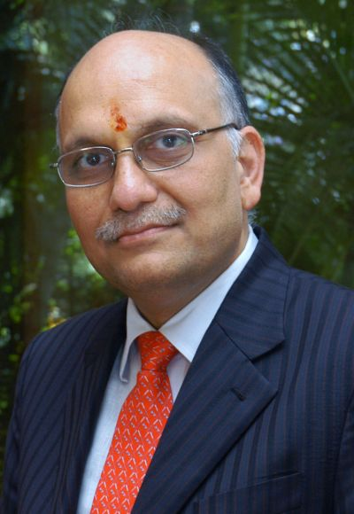 Ruia Group Chairman Pawan Ruia.