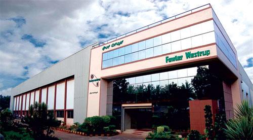 A Fowler Westrup Plant unit.