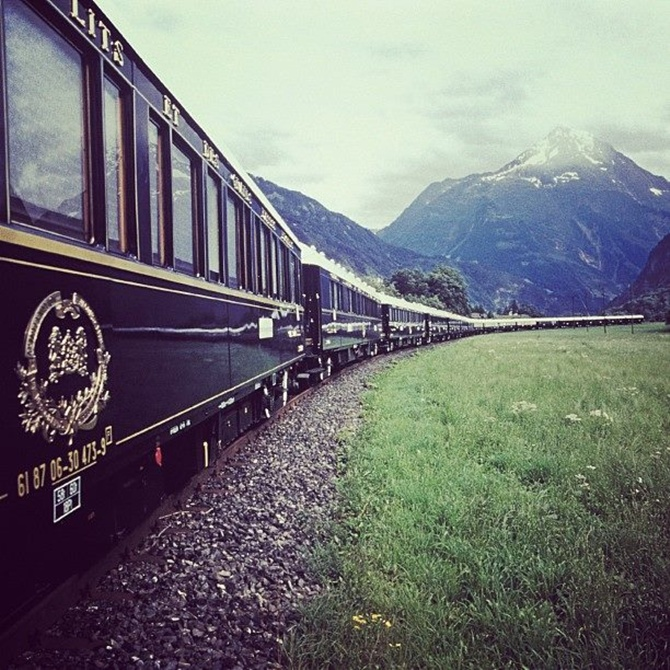 Orient-Express may open a luxury hotel in India