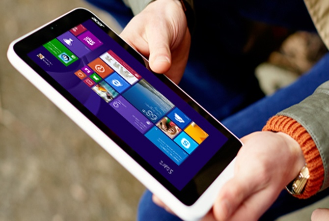 'No-touch' phones, tablets, TV? Microsoft to power new tech