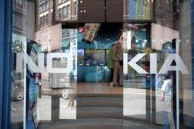 A Nokia showroom