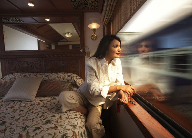 Maharajas Express.