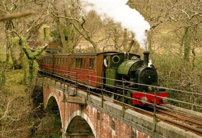 Talyllyn Railway.