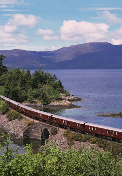 The Royal Scotsman.