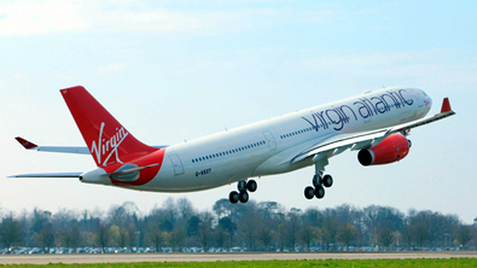Have a filmy name? You will get a discount on Virgin Atlantic!