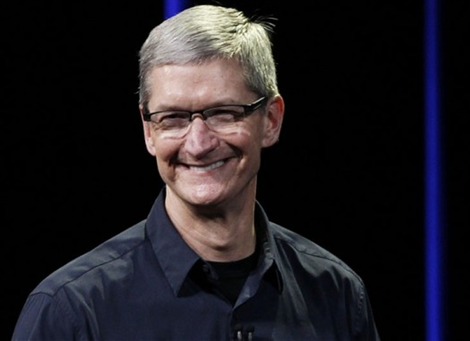 Apple's Tim Cook will give away all his money to charity