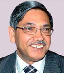 KC Chakrabarty, deputy governor, RBI