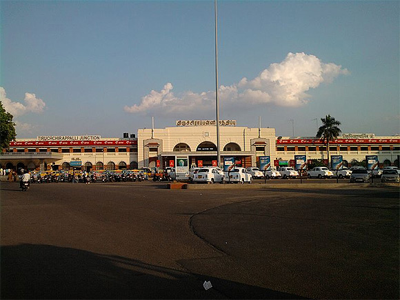 Tiruchchirapali Train Station Code
