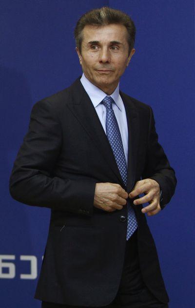 Bidzina Ivanishvili.