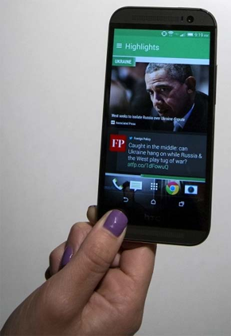 HTC One M8: A fantastic phone that can impress you