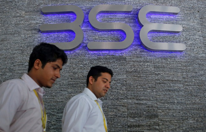 The 30-share BSE Sensex has gained 55-90 per cent in past eight months.