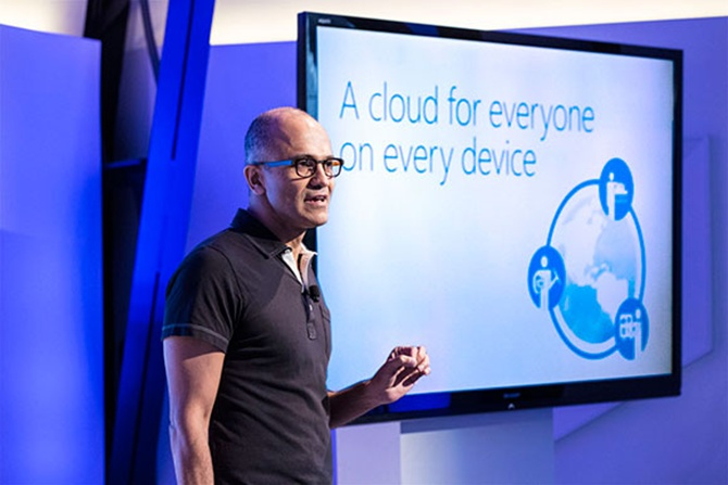 Satya Nadella signals new course with Office for iPad