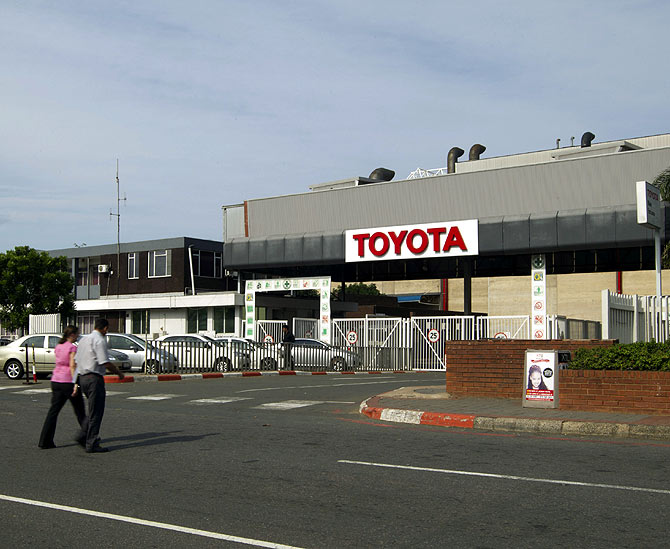 Workers will have to sign 'good conduct' bond with Toyota management.
