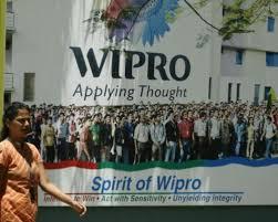A Wipro employee