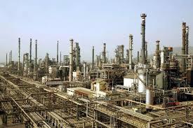 A gas field