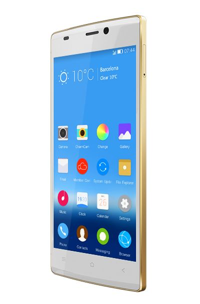 Gionee ELIFE S5.5 smartphone.