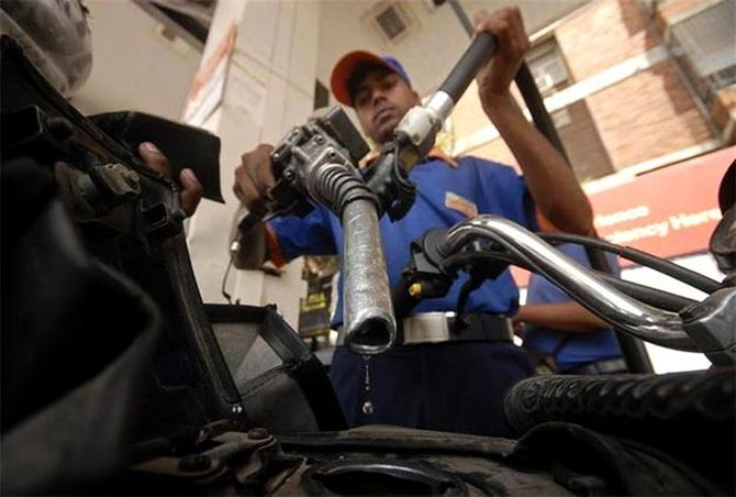 Besides diesel, the oil firms are losing Rs 32.87 a litre on kerosene and Rs 432.50 on LPG (per cylinder).