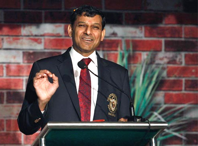 Under Raghuram Rajan, the central bank is adopting the strategy of boosting foreign exchange.