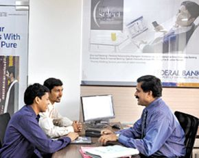 Banking courses are becoming popular in colleges these days