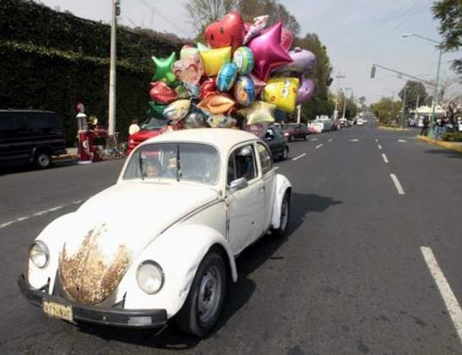 12 weirdest Volkswagen Beetles that will amaze you