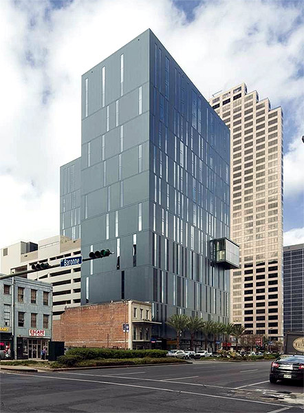 930 Poydras Residential Tower.