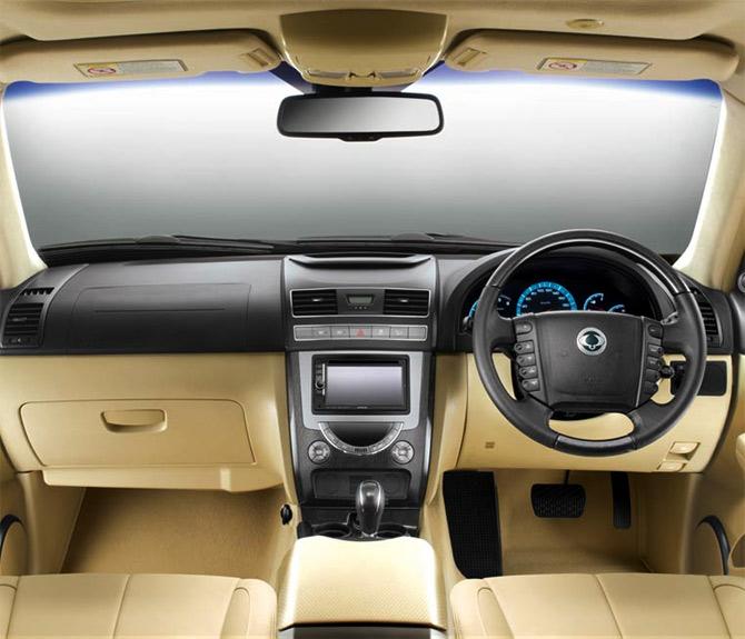 RX6 interiors.