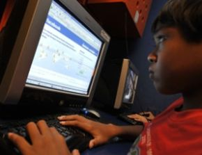 According to a survey, around 73 per cent children below 13 years of age are using Facebook in India.