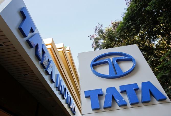 Tata Motors.
